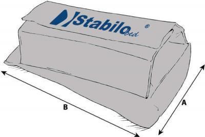 Technische Zeichnung Armstabilisierung