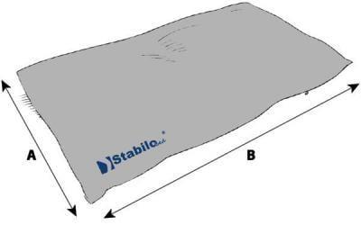 Technische Daten StabiloBed® Silikonkissen
