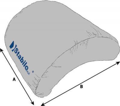 Technische Daten StabiloBed® Thermoaktiv-Kopfkissen