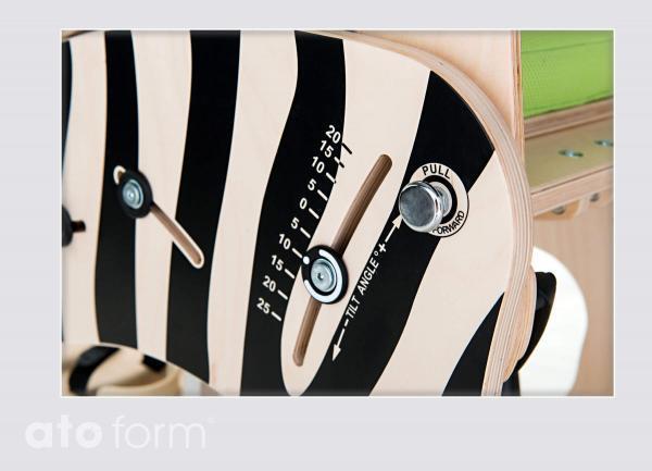Zebra verstellbarer Abduktionskeil