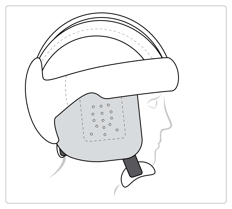 Verstärkter Ohrschutz