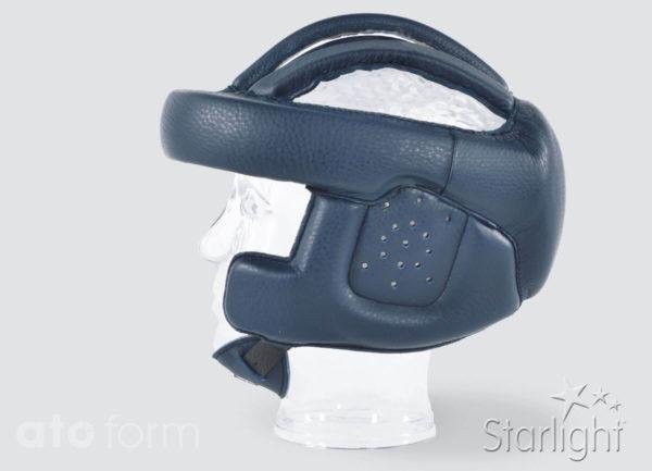 Kopfschutzhelm Starlight® Protect Plus mit Ohr- und Wangenschutz