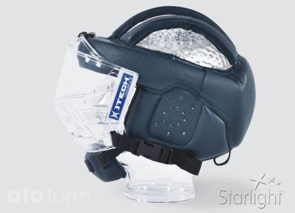 Starlight® Protect Plus mit Ohrschutz, Visier und speziellem Kinnschutz