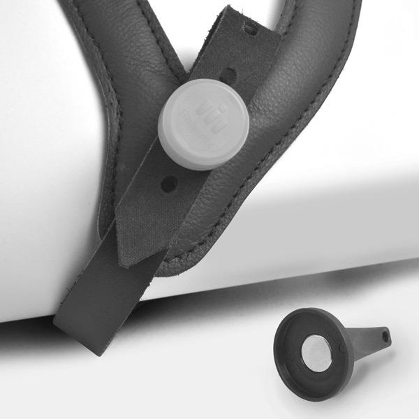 Magnetverschluss inklusive Schlüssel