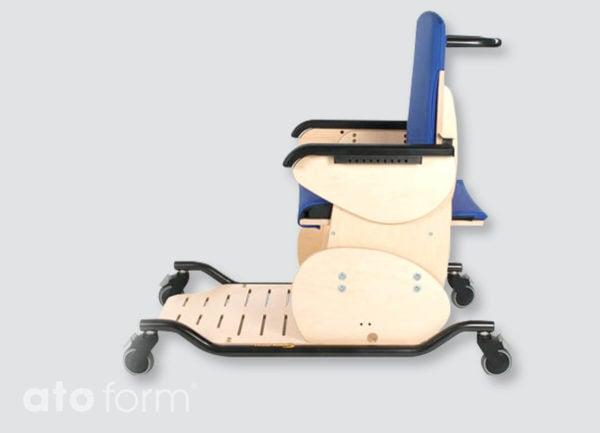 Hardrock mit Fahrbarem Untergestell und Schiebegriff