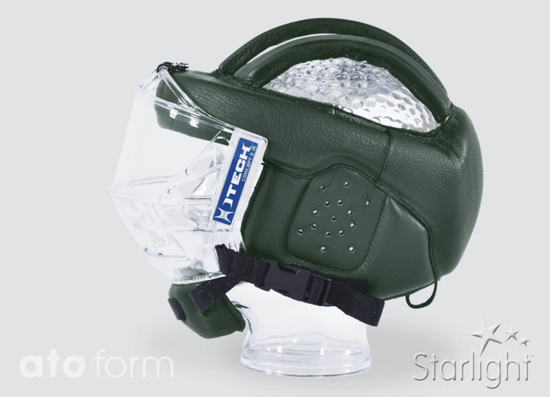Starlight® Protect Plus with ear protection, visor and special chin protection