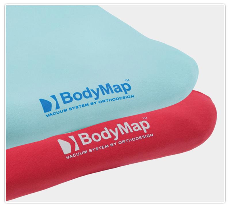 BodyMap Kissenbezüge Baumwolle