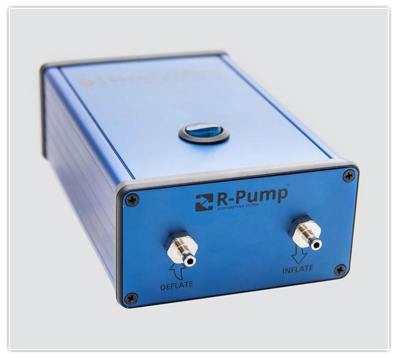 BodyMap® elektrische 2-Wege-Pumpe