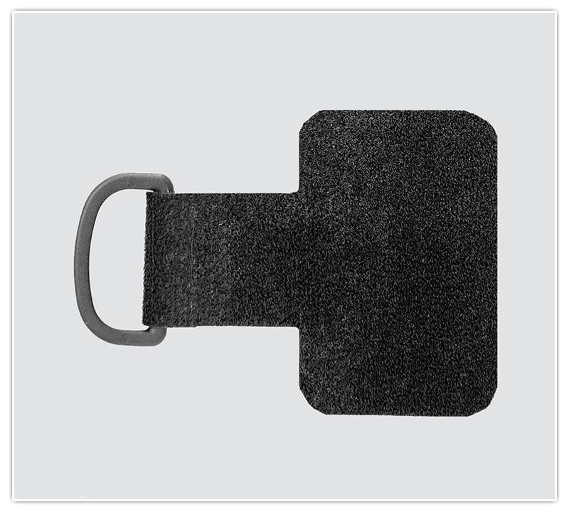 BodyMap™ Gurtführung (halbrund) mit Klettbefestigung