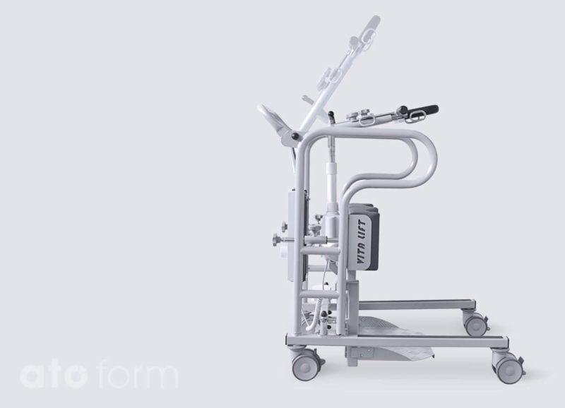 Vita-Lift® - Hubhöhe des Hebebügels