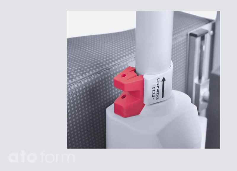 Vita-Lift® - Notstoppschalter und übersichtliches Display