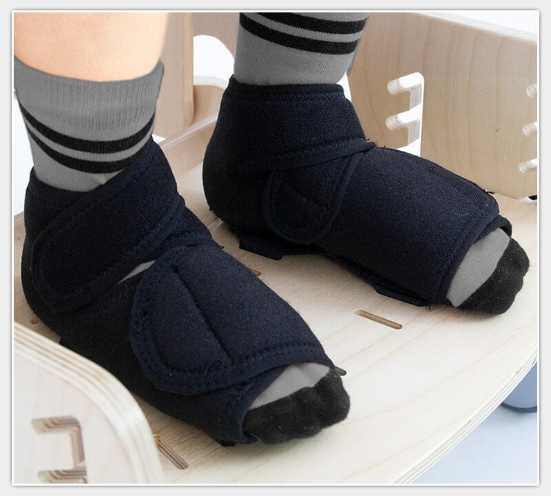 Fuß- und Knöchelsicherung