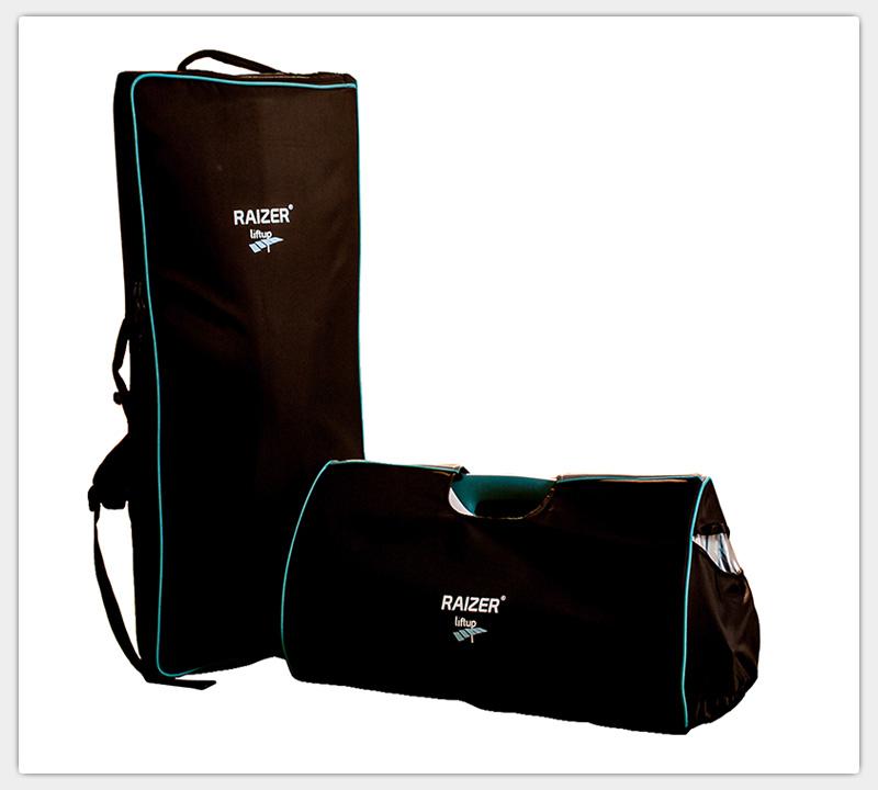 Transporttaschen für Hebestuhl Raizer