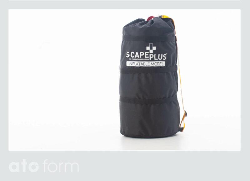 S-CapePlus Aufblasbar - Transporttasche